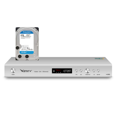 Đầu Karaoke VietKTV HD Pro 6TB