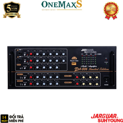 amply jarguar pa 506 limited edition
