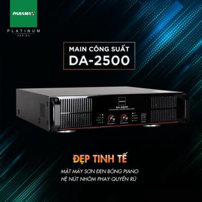 CÔNG SUẤT DA-2500