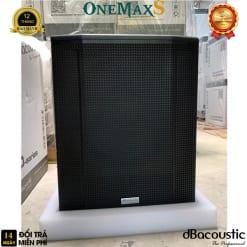 loa sub dbacoustic dx-115s