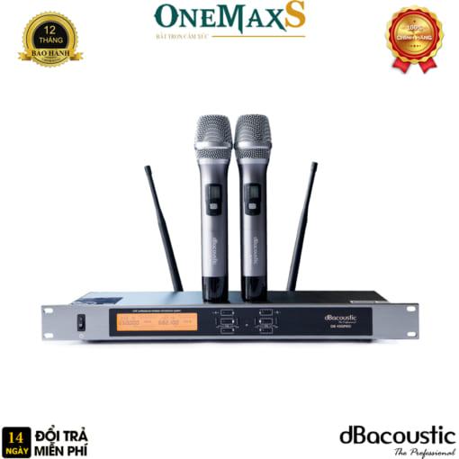 Micro không dây dBacoustic db450 pro