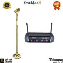 Micro không dây chân đứng Misound MK100