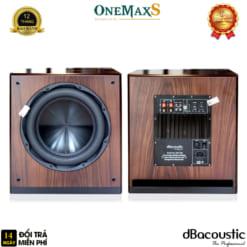 Loa Sub dbacoustic W12BLoa Sub điện dB Acoustic W12B